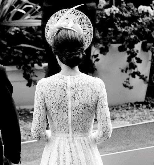 anythingandeverythingroyals:  Duchess of Cambridge, Royal Ascot, June 15, 2016