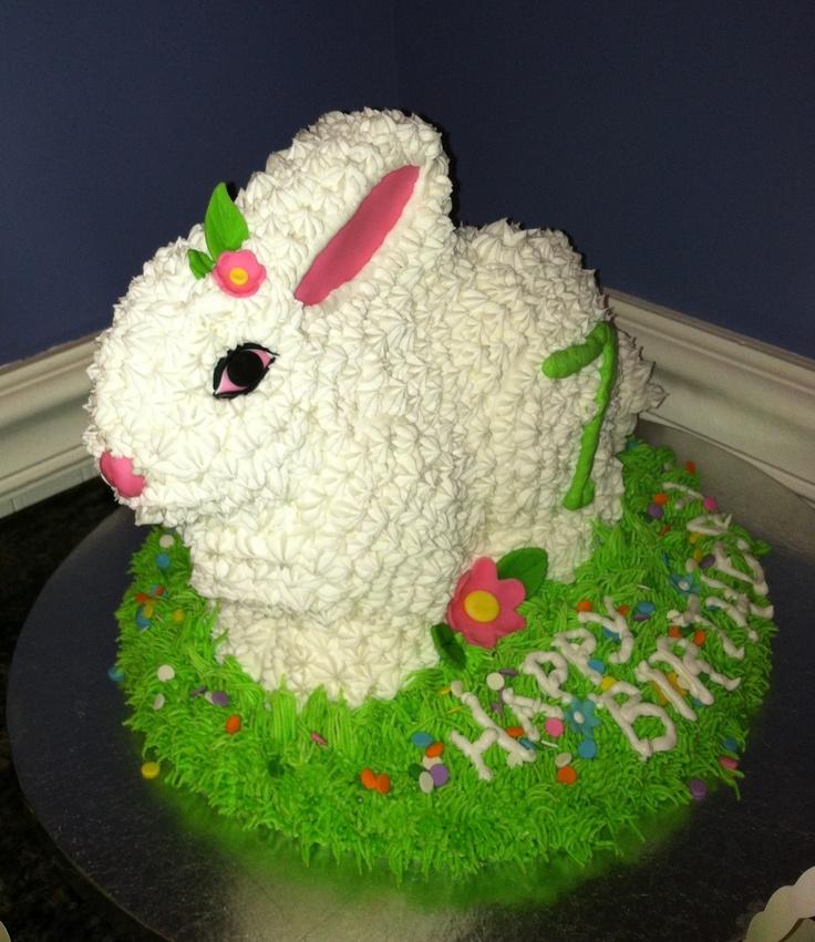 Birthday Cake Rabbit Images : 10 best images about Rabbit cake on Pinterest Rabbit ...