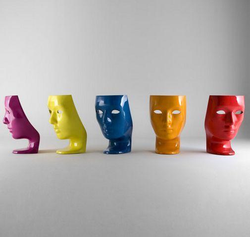 Poltrona Nemo Color Driade design by Fabio Novembre  #driade #fabionovembre