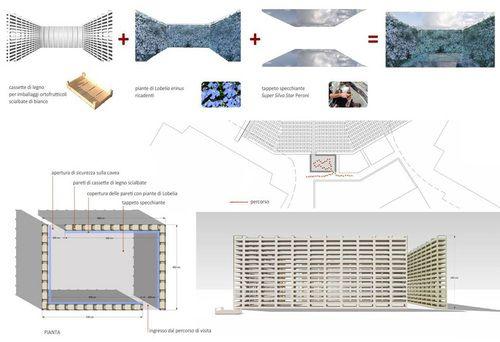 OSA architettura e paesaggio — LOBELIA COLOR DELL'AERE
