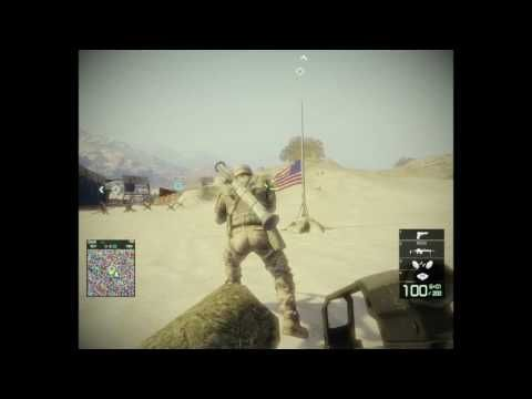 Battlefield Bad Company 2 PC Game modification: half hour gameplay test of new map - YouTube
