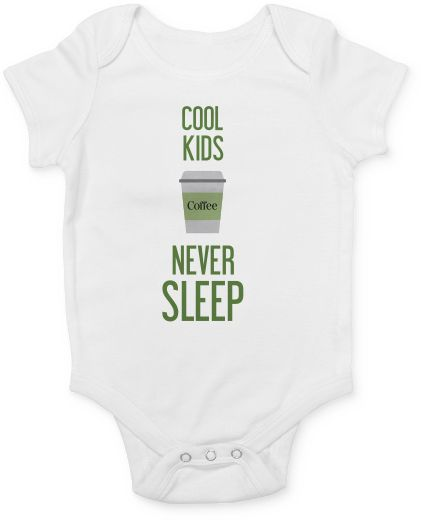 Cool Kids Never Sleep Bebek Tulum