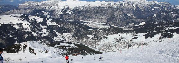 Ski Weekends & Short Break Holidays To La Clusaz