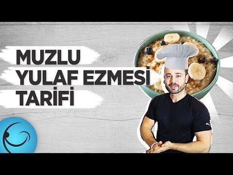 Yulaf Ezmesi (Kahvaltı) | Genç Ve Fit - Sağlıklı Beslenme - YouTube