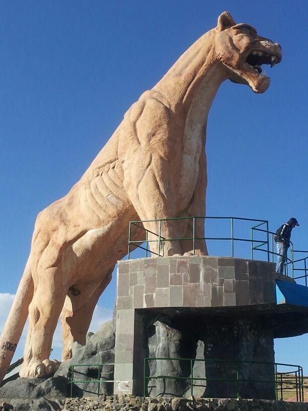 #Esculturas, #historia, #paisajes y mucho más...Todo lo que #Peru ofrece para nuestro viaje. http://motoaventura.cl/