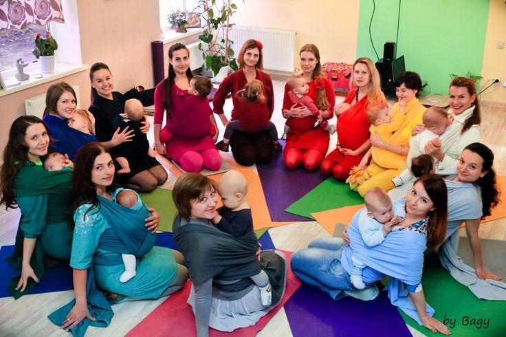 Слинго-радуга By Bagy www.etsy.com/ru/shop/bybagy #sling #newborn #musthave #forbabies