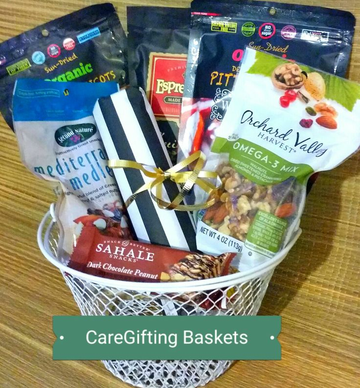 Heart Healthy Gift Basket  https://www.caregifting.com/collections/after-surgery-gifts