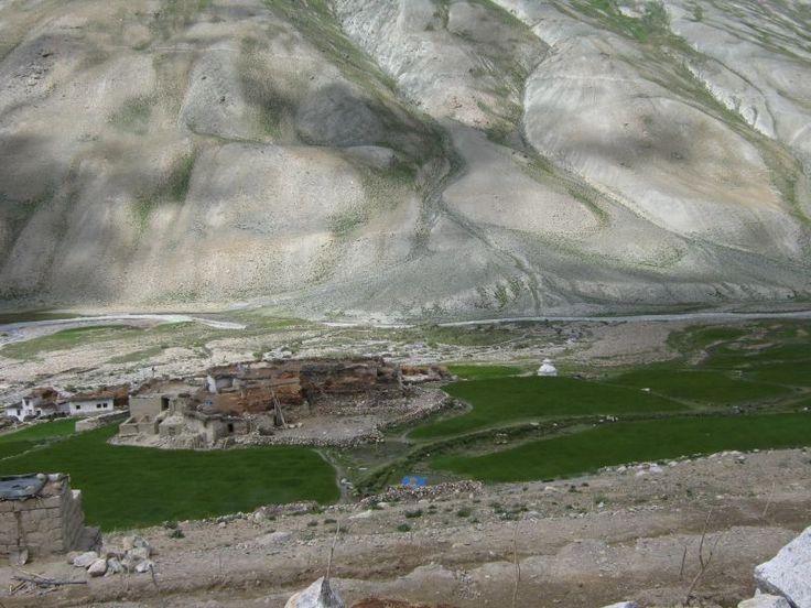 """Medaile za kolektivní práci dětí: kolektivní práce dětí """"What is happening in our School and Neighborhood"""" (6-16 let), Sun School in Kargyak, Zanskar - Kargyak, Indie"""