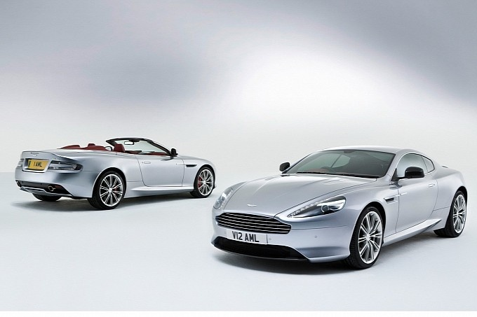 Top 10 Wallpapers for 2013 Aston Martin DB9 | Cars Radar