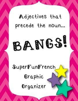 bangs adjectives