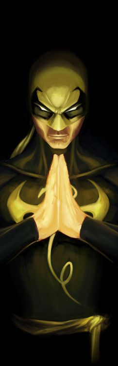 Iron Fist - David Joyce