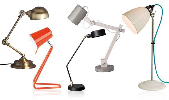 http://www.express.co.uk/life-style/style/535007/Best-desk-lamps  interior, home, style, design, desk lamp