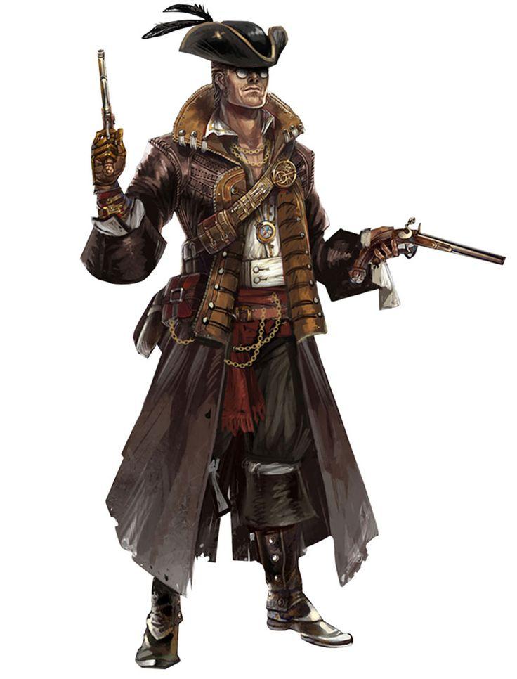 Assassin's Creed IV: Black Flag: Navigator_concept_art