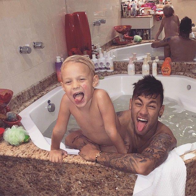 501 best neymar images on pinterest neymar jr football players father and son voltagebd Images