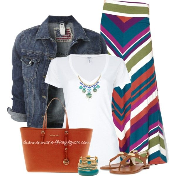 Chevron, created by shannonmarie-94 on Polyvore