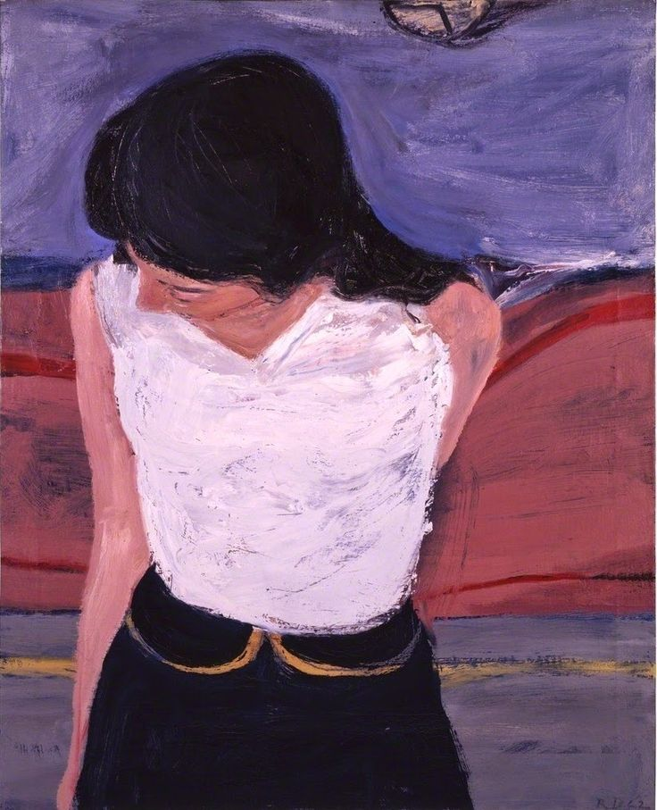 Richard Diebenkorn ~ Abstract and Figurative Expressionism painter | Tutt'Art@ | Pittura * Scultura * Poesia * Musica |