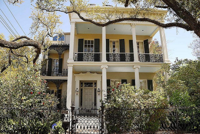Anne Rice's old house