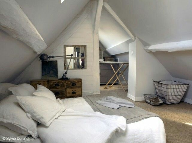 119 best Aménagement des combles images on Pinterest | Attic rooms ...