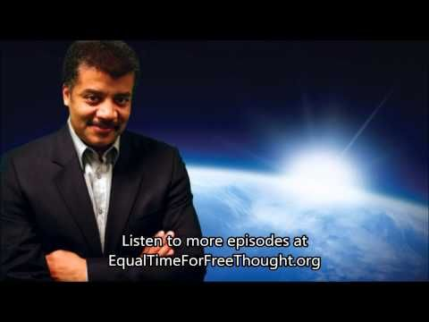 "▶ Equal Time for Freethought - 427: Neil DeGrasse Tyson on ""Cosmos: A Space-Time Odyssey"" - YouTube"