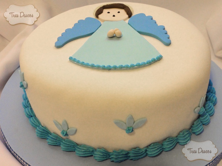 Torta para Bautismo. | Tortas Decoradas | Pinterest