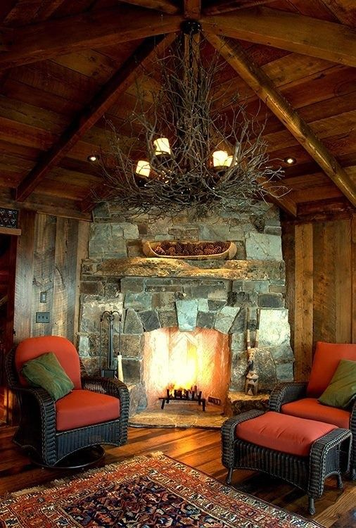 655 best Fireplaces images on Pinterest