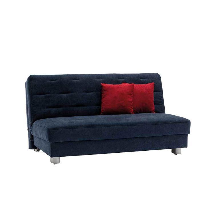 Sofa in Dunkelblau Schlaffunktion Jetzt bestellen unter: https://moebel.ladendirekt.de/wohnzimmer/sofas/schlafsofas/?uid=5b6e0f95-86f2-55a2-8bb2-a3864bae3a63&utm_source=pinterest&utm_medium=pin&utm_campaign=boards #3er #schlafsofas #sofa #klappsofa #verw #funktionssofa #bettsofa #couch #liegesofa #lungssofa #klappcouch #sofas #schlafcouch #schlafsofa #zweisitzer #wohnzimmer #bettcouch #2er