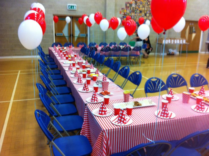 Glamorous Carnival Party Table Setting Gallery - Best Image Engine ...