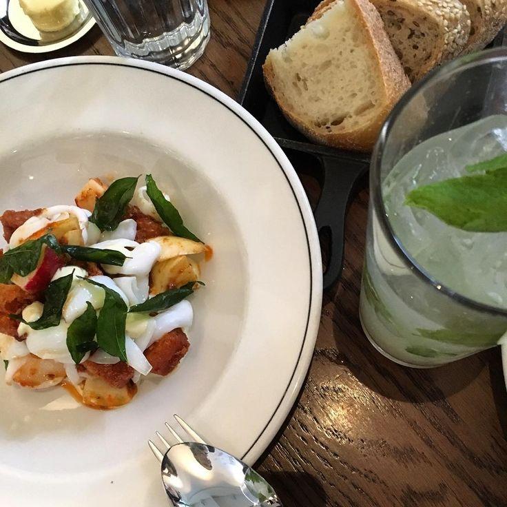 "94 Likes, 3 Comments - Sarah Nicholson (@sarah_nicho) on Instagram: ""Cumulus Inc food porn ... #Melbourne #CumulusInc #VisitVictoria #wandervictoria #melbournefood…"""