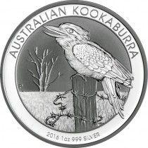 Empfohlenes Produkt : Kookaburra 1 Unze Silber 2016
