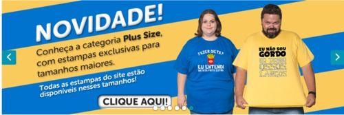 Categoria#Exclusivapara+Plus+Size+:+#Novidade+Categoria+#Exclusiva+para+Plus+Size! Confira=>+http://bit.ly/2yM3ctv #plussize+#plussizefashion+#plussizebeauty+#plussizehaul#plussizeconfidence+#plussizestyle+#plussizemodel+#plussizewomen#gorditafeliz+#model+#lookdodia+|+camisetasdahora