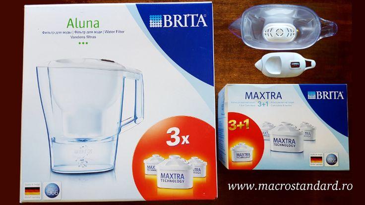 Cana filtranta de apa BRITA Aluna cu filtre Maxtra