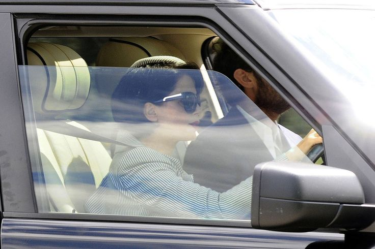 Sadie Frost Arrives at Kate Moss' Wedding - Zimbio