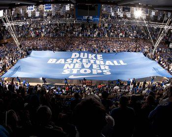 Duke Basketball Never Stops Picture at Duke Blue Devil Photos