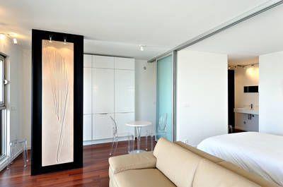 miniature Modularité d'un studio, Paris, Fables de murs - architecte d'intérieur