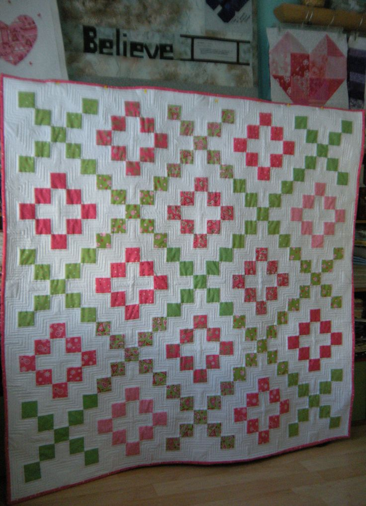110 Best Quilts Irish Chain Images On Pinterest