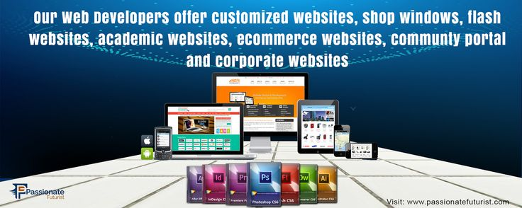 https://flic.kr/p/Q9tQo7 | Our Web Developers offer customized websites, shop windows, flash websites, academic websites, ecommerce websites, community portal and corporate websites