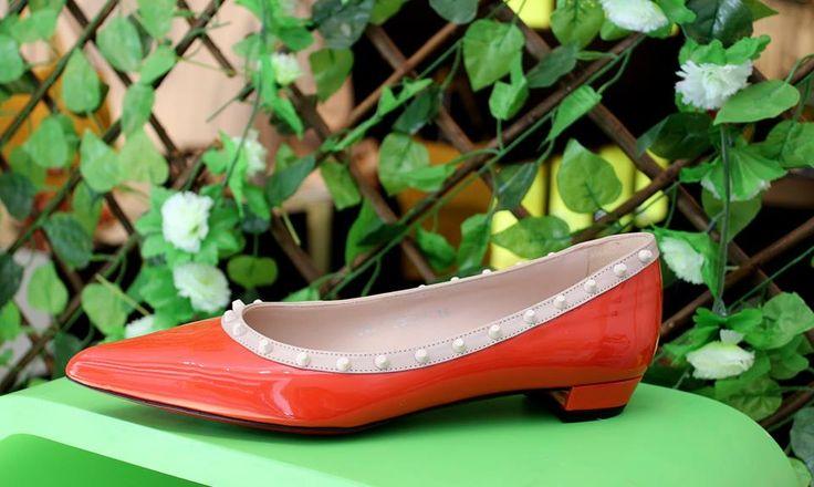 Bailarina en Cocó Zapatos