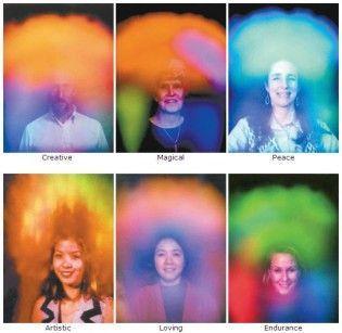 Как узнать, что означают цвета ауры? #сверхспособности #аура