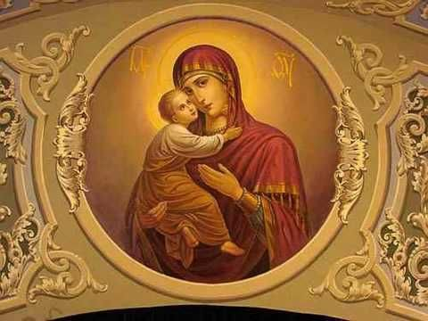 Мария (Prey) Богородица Дево,радуйся... Песнопения