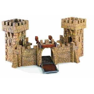 Schleich Castle. Beautiful and great for imaginative play!