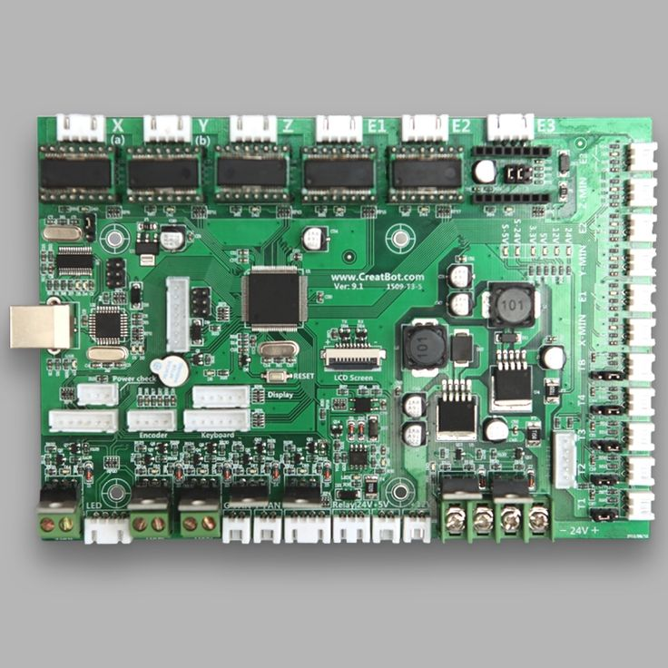 200.00$  Watch here - http://alip8k.worldwells.pw/go.php?t=32516792542 - 3d printer control board/ Controller CreatBot Large 3D Printer Accessories/ Parts for sale DIY Free Shipping 200.00$