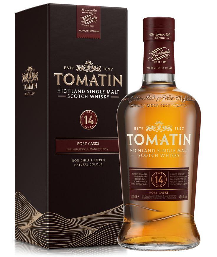Tomatin whisky 14yo - #NoLabel #Giftbox