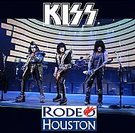 Kiss - Houston Rodeo March 15th 2011 CD