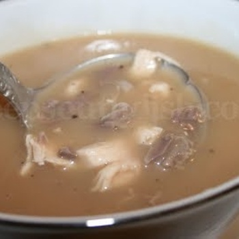 Old Fashioned B Giblet Gravy