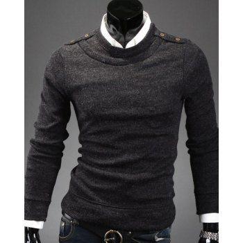 Mens Cardigans & Sweaters | Cheap Winter Cardigans & Sweaters For Men Online Sale | DressLily.com