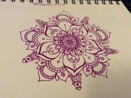 buddhist lotus mandala tattoo - Google Search__ Good henna idea