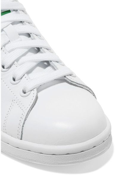 adidas Originals - Stan Smith Leather Sneakers - White - US10
