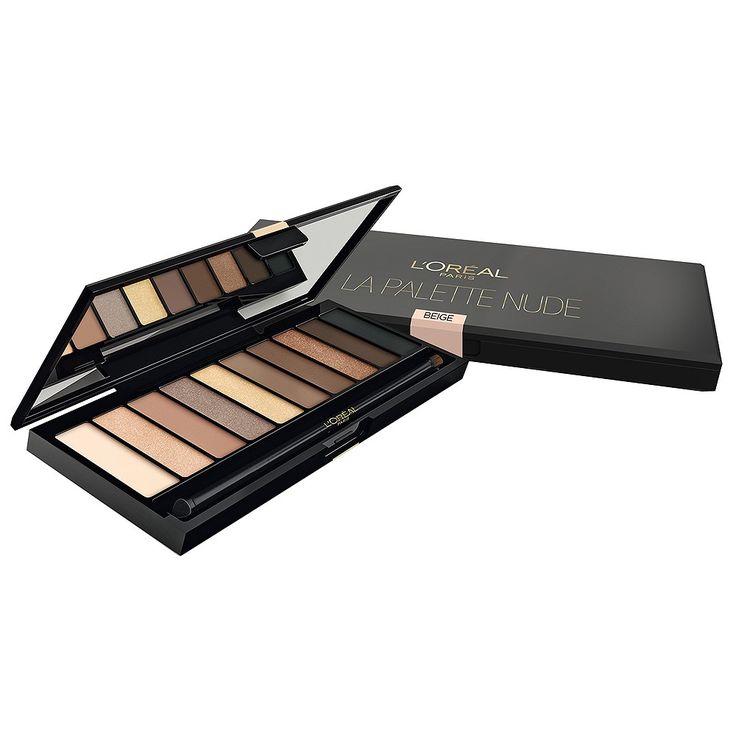 L'oreal Paris Colour Riche La Palette in Nude Beige 7 g