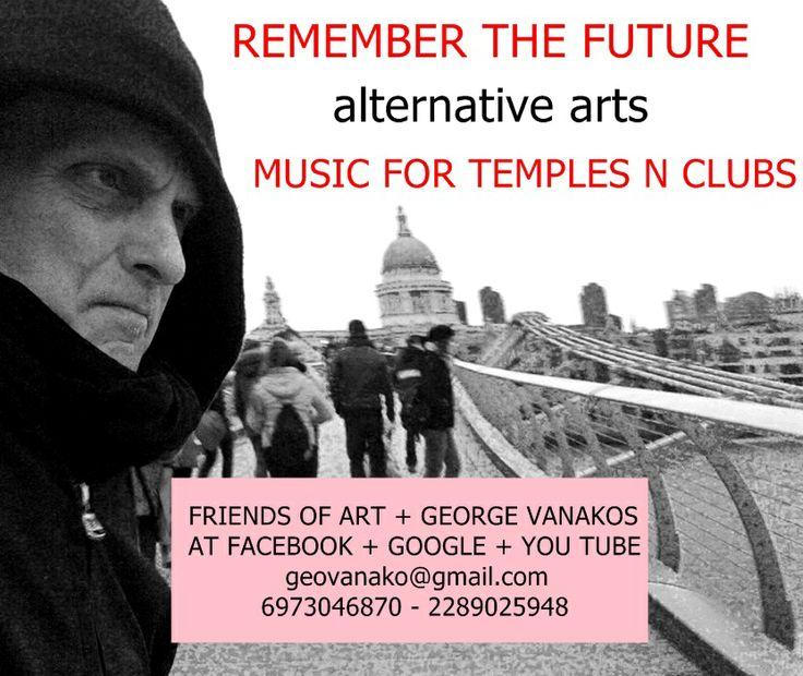 ALTERNATIVE ARTS FRIENDS OF ART