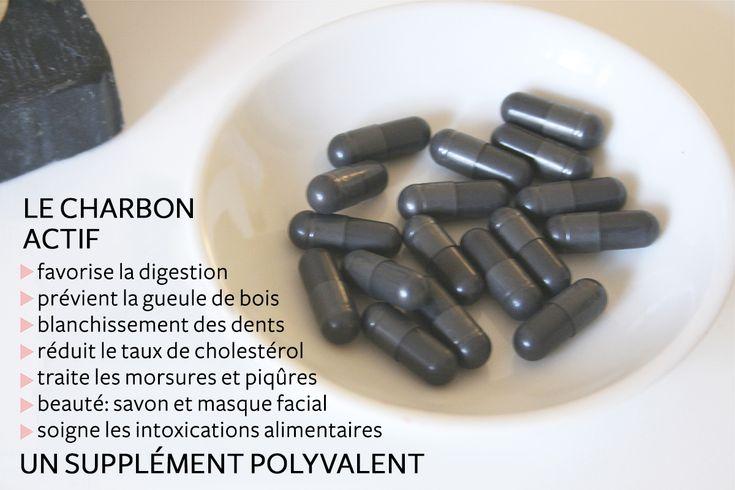 Améliorez les fonctions du foie, des glandes surrénales et des reins avec le charbon actif - Santé Nutrition